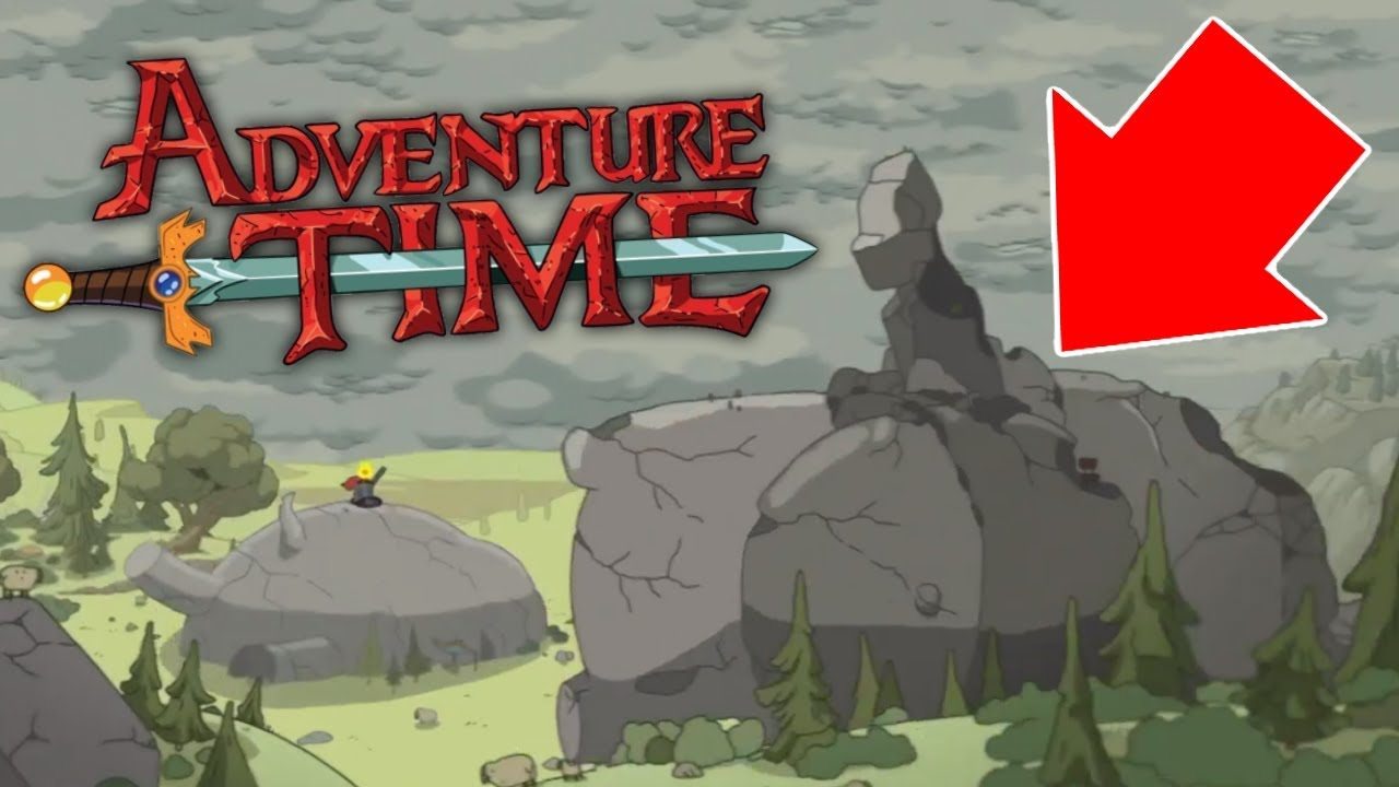 Adventure Time Series Finale Opening Explained Hidden