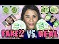 Fake?? VS. Real Aloe Vera| Bought in Nature Republic store and Divisoria