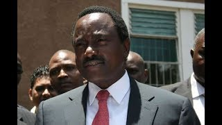 MWILU CHARGES: Lawyer Kalonzo Musyoka appears as an advocate in court