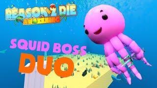 Papa Squid DUO   Roblox Reason 2 Die Awakening