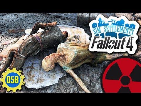 Fallout 4 | Sim Settlements #058: Supermutanten, Guhle und andere Probleme ☢ [Lets Play - Deutsch]