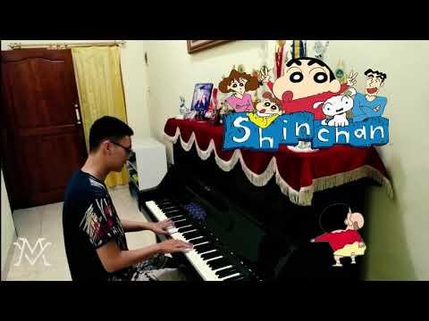 Opening Crayon Shinchan Piano Cover