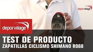 Zapatillas ciclismo Shimano R088