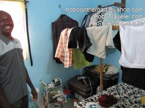 Romaric Lives in 20 Dollar Apartment in Kara Togo
