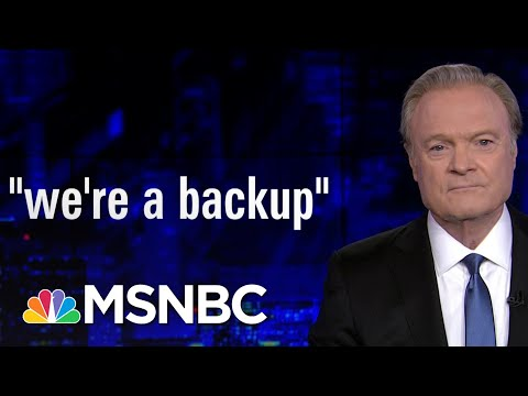 Lawrence: President Donald Trump Is Not A 'Wartime President' | The Last Word | MSNBC