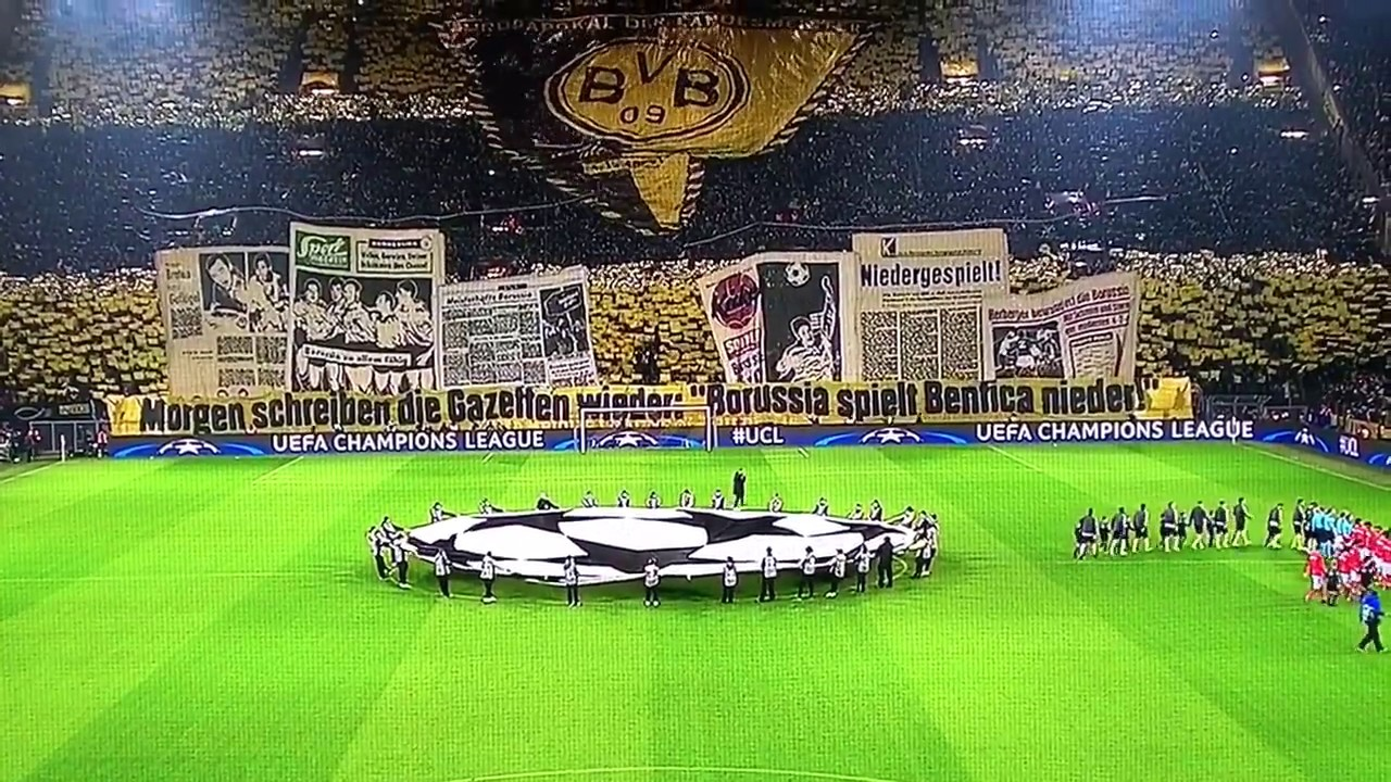 bvb lissabon champions league