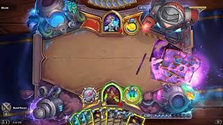 Hearthstone [PC] The Boomsday Project Gameplay Trailer
