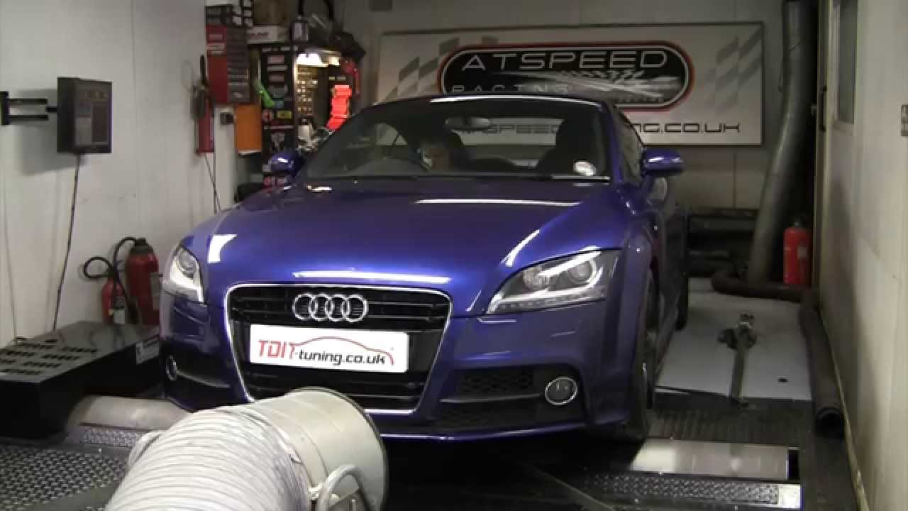 tdi tuning dyno testing audi tt 2 0 tfsi 211 ps youtube. Black Bedroom Furniture Sets. Home Design Ideas