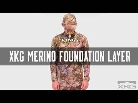 XKG Merino Foundation Layer