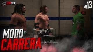 WWE 2K19 Modo Carrera | NEVER GIVE UP - Episodio 13