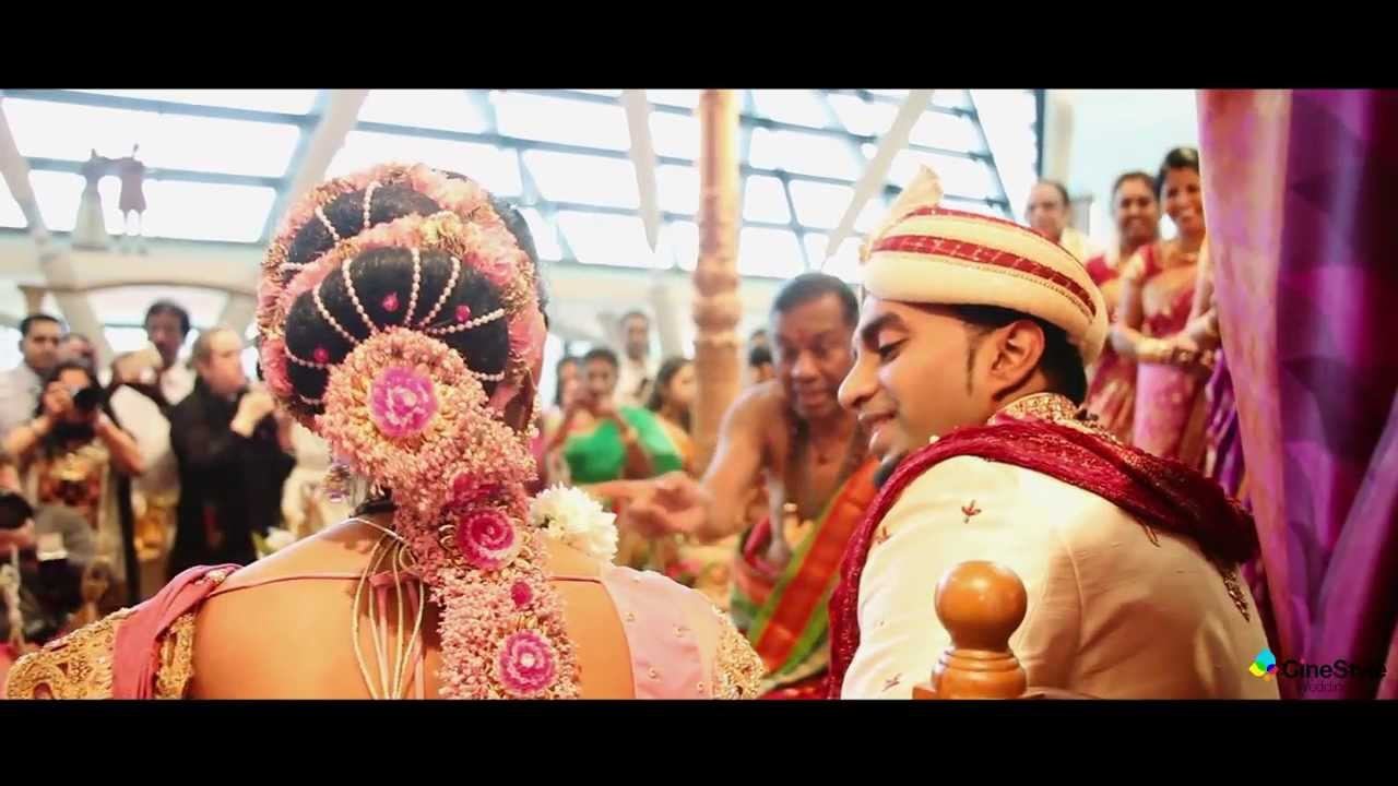 Vina & Sangeetha LONDO TAMIL HINDU WEDDING