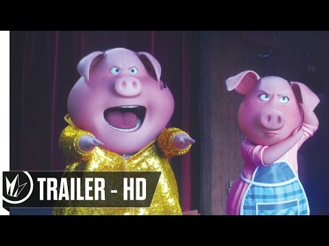 Sing Official Trailer #4 (2016) Reese Witherspoon, Matthew McConaughey --Regal Cinemas [HD]