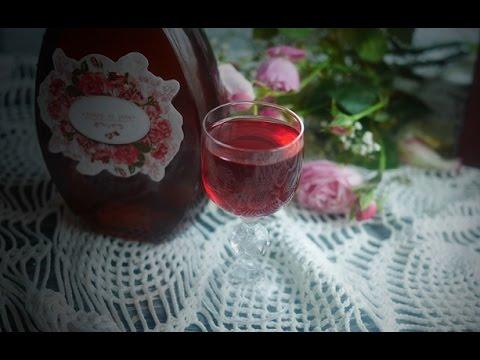 Ликер из лепестков розы в домашних условиях - простой рецепт без регистрации и смс