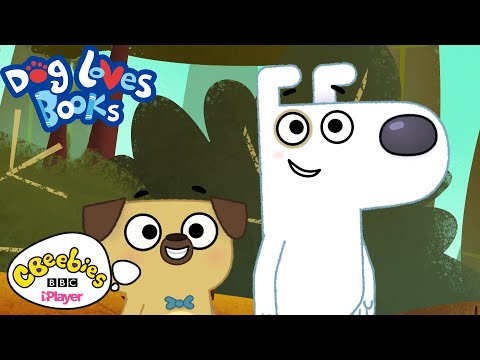 Meet Dog and Pug! Compilation | Dog Loves Books | CBeebies