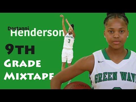 2018 Destanni Henderson 9th Grade Mixtape (FMHS)