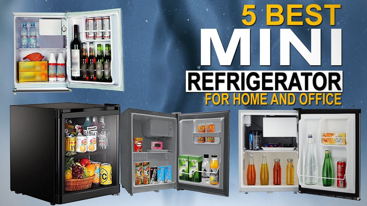 5 Best Mini Refrigerator For Home And Office