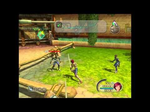 Sudeki Gameplay  — Played on XBox 360 {60 FPS} Russian