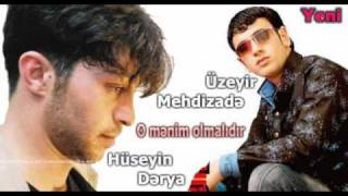Dj Kamal Forever -  Uzeyir vs Huseyn Derya - O menim olmalidir (Remix) 2010.wmv