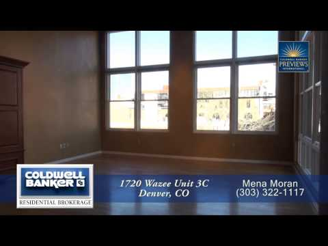 1720 Wazee Unit 3C, Denver, Colorado, Luxury Loft Condo for Sale