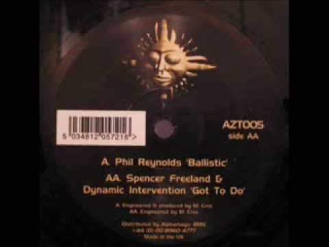 Phil Reynolds - Ballistic