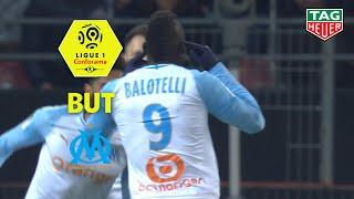 But Mario BALOTELLI (56') / Dijon FCO - Olympique de Marseille (1-2)  (DFCO-OM)/ 2018-19