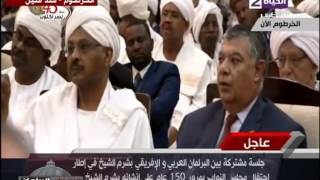 """""""أبو الغيط"""": الحكومة السودانية تجاوبت مع مبادرات التقريب مع المسلحين"""