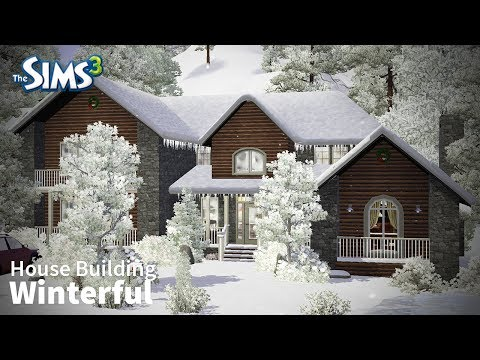The Sims 3 House Building - Winterful