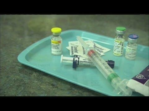 Study: No link between MMR vaccine and autism