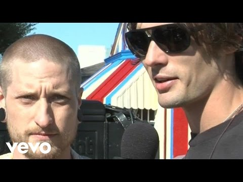 The All-American Rejects - Gives You Hell (Making Of)