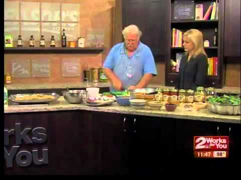 Fun Food Friday With The Amish Kitchen Part 1