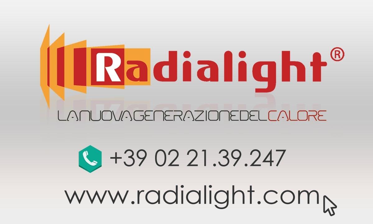 Riscaldamento elettrico domestico ed industriale - Radialight by Ermete Giudici S.p.A. - YouTube