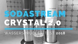 SodaStream Crystal 2.0 ► Testbericht 2018   Wassersprudler.de