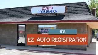 EZ Auto Registration