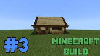RUMAH MODERN COCOK BUAT SURVIVAL - MCPE BUILD #3