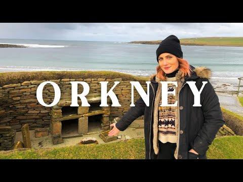 INTERESTING Adventures on Orkney Island, Scotland! 😅