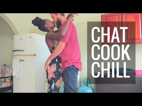 LET'S CHAT, COOK, & CHILL: EP. 1