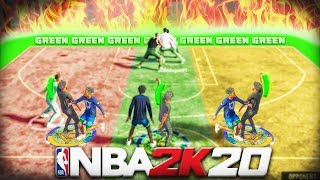 THESE ARE THE BEST JUMPSHOTS FOR NBA 2K20! NEVER MISS AGAIN! CONSISTENT GREENS!