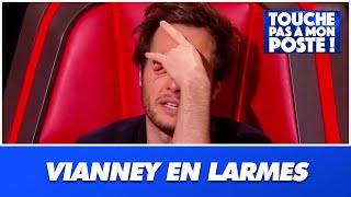 Pourquoi Vianney a fondu en larmes dans The Voice ? - the voice france 2021 finalistes