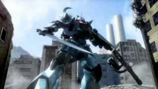 機動戰士鋼彈 極限 VS.-片頭動畫影片-Arcade-巴哈姆特GNN