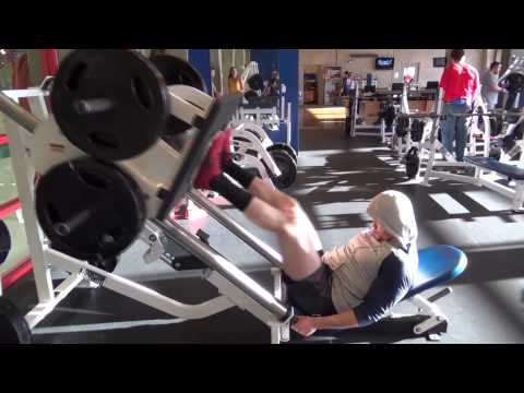 Killer Leg Workout: Chris McKinnon with Jack Cunningham