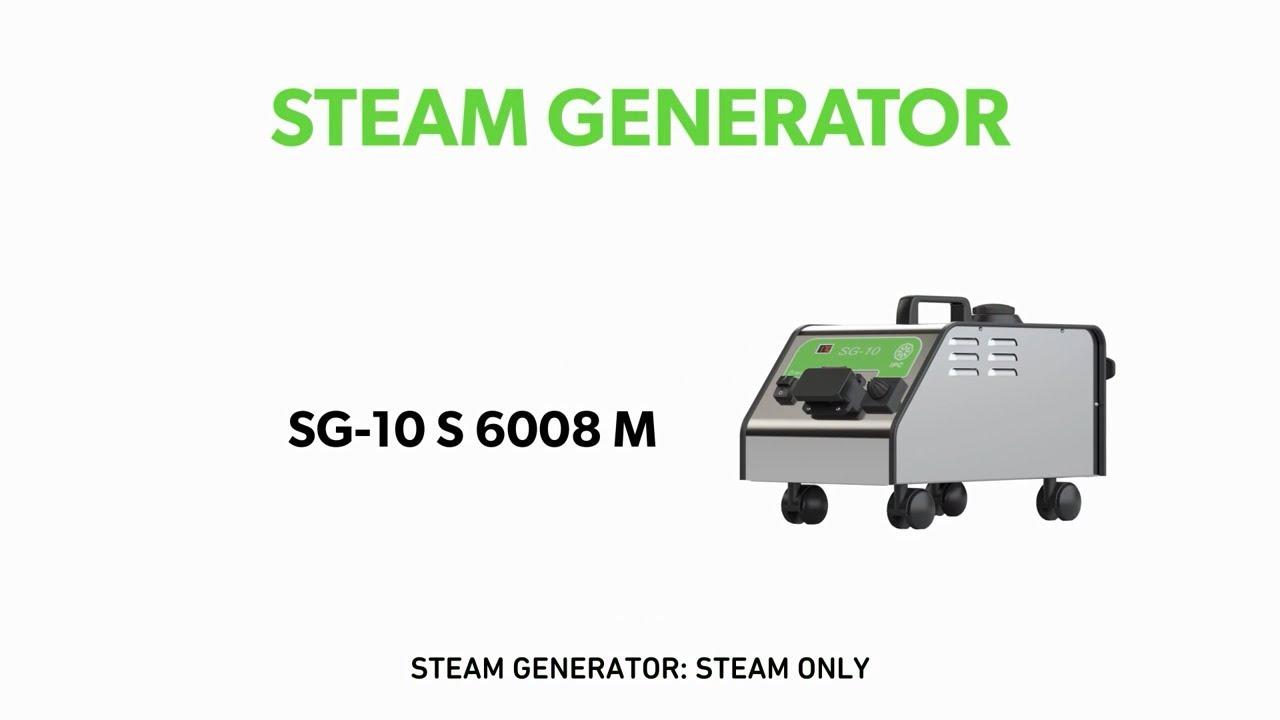 SG-10: steam generator