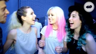 Sweet California Canta Cheeerleader En El Primavera Pop 2015!