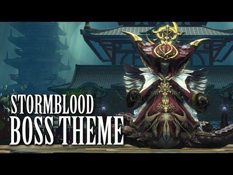 FFXIV OST Stormblood Boss Theme