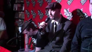 Голос Омерики приглашает на концерт 9 декабря 2011 года