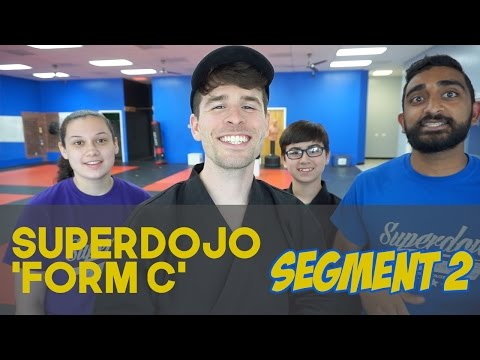 Superdojo Form C - Segment 2