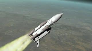 Soviet Space Shuttle Buran - Orbiter Space Flight Simulator
