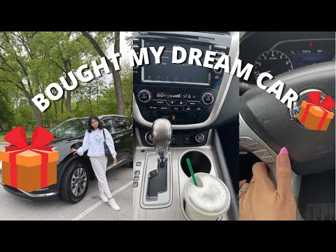 WE BOUGHT OUR DREAM CAR! VLOG| come car shopping with us