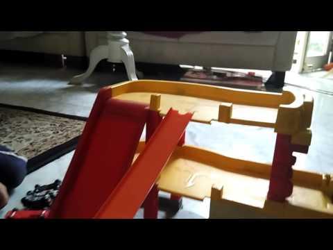 Qahtan Halilintar Make A Car Track