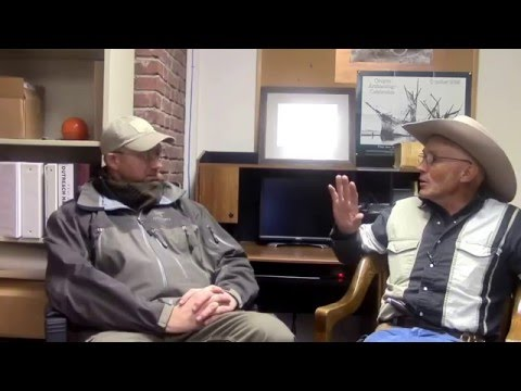 Harney County  - Ammon Bundy Malheur Wildlife Refuge Occupation - LaVoy Finicum Uncut Interview PT 1