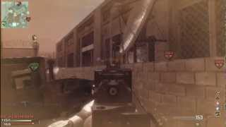 MW3: MP9 double MOAB Dome